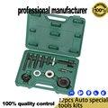 Инструмент для ремонта авто 12 шт. инструмент для демонтажа приводного колеса 09706 ПВХ коробка набор инструментов для автомобиля по хорошей ц...
