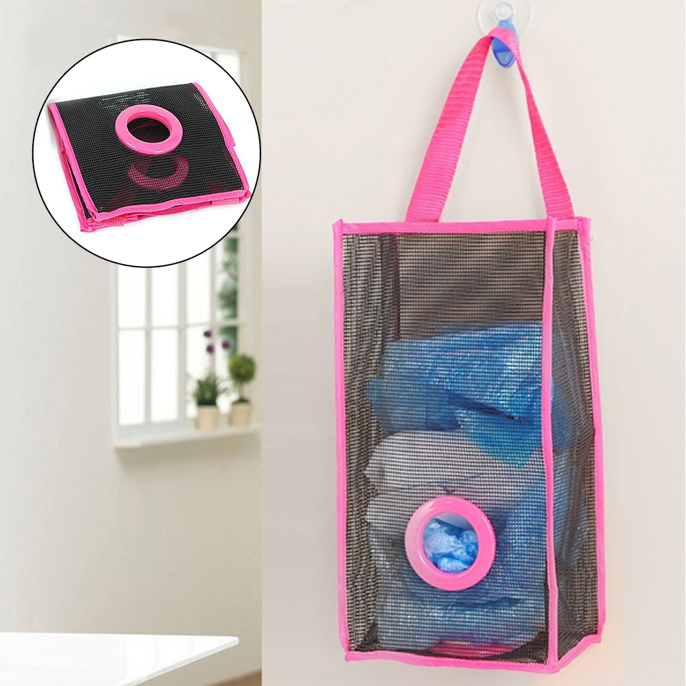 Aliexpress.com : Buy Durable Breathable mesh garbage bags hanging ...