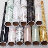 New Coming Không Thấm Nước Liệu PVC Bền Đá Cẩm Thạch Sticker Vinyl 3D Marble Hạt Vinyl