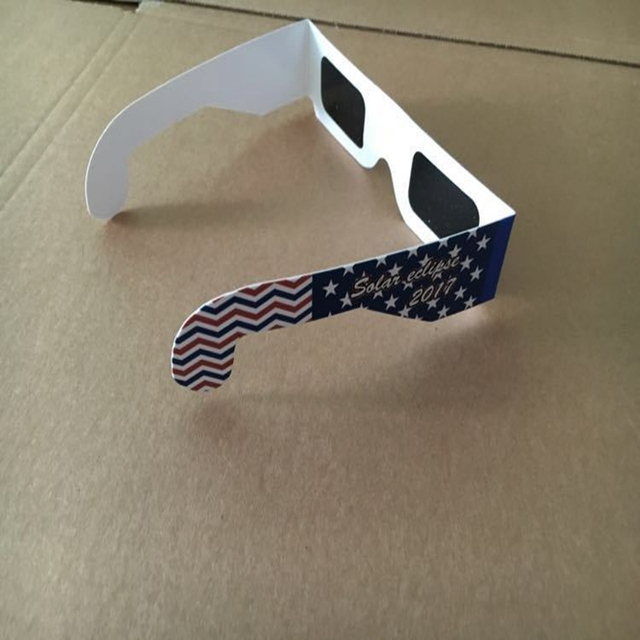 Solar Eclipse Glasses 2017 Galaxy Edition (10 Pack)