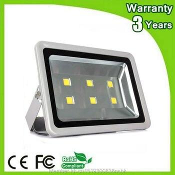 (5 шт./лот) Epistar чип 3 года гарантии IP65 Водонепроницаемый Светодиодный прожектор 300 Вт светодиодный потолочный Световой тоннель прожектор лам...