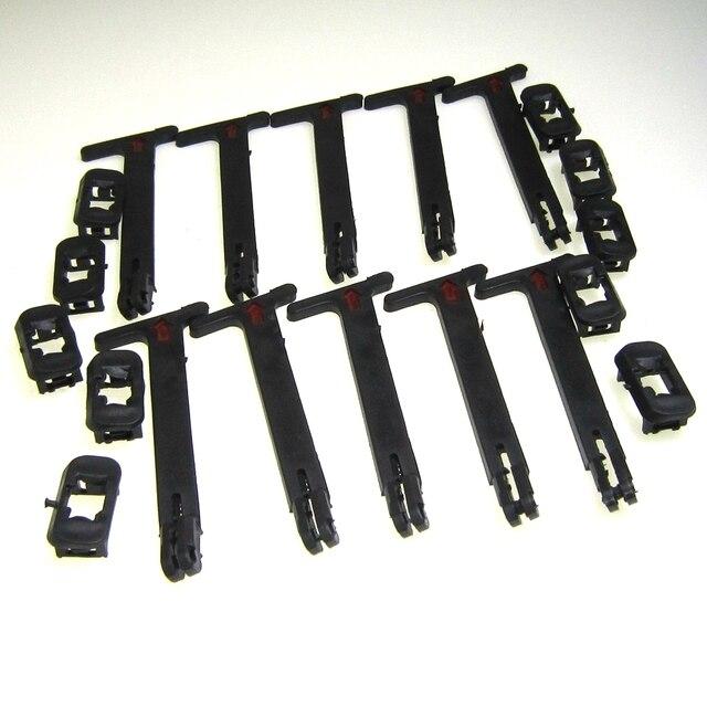 30Pcs OEM VW Engine Gellar Hand Hood Release Rod  For vw Bora Golf4 G Jetta MK4 1J5 823 593 C 1J5823593C 1J5-823-593-C