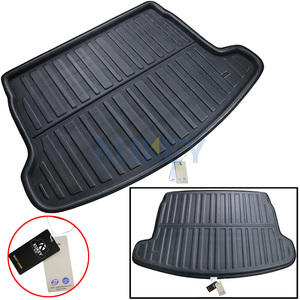 Image 2 - Accessories Boot Liner Cargo Mat Fit For Nissan Dualis Qashqai J10 2007 2008 2009 2010 2011 2012 2013 Rear Trunk Tray Cover