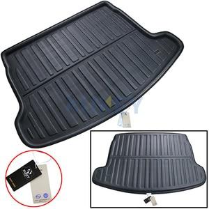 Image 2 - Couverture de coffre arrière pour Nissan Dualis Qashqai J10 2007, 2008, 2009, 2010, 2011, 2012, accessoires de doublure de botte