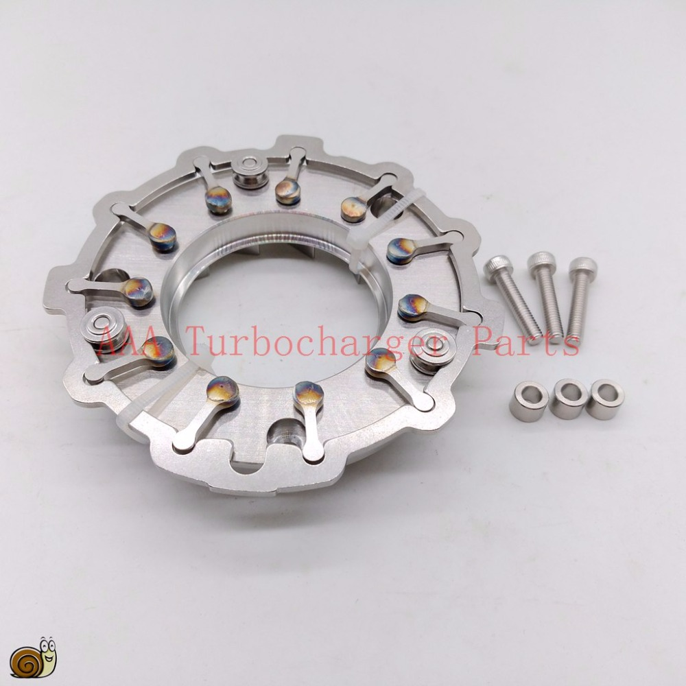 GT1646V Turbo Parts Nozzle Ring F9Q758,F9Q804, Laguna/Megane/Scenic II,755507-0001, 3000-016-017 supplier AAA Turbocharger PartsGT1646V Turbo Parts Nozzle Ring F9Q758,F9Q804, Laguna/Megane/Scenic II,755507-0001, 3000-016-017 supplier AAA Turbocharger Parts