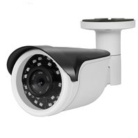 POE 4X Zoom Auto Iris Motorized Lens 960P 1080P H 264 4MP H 265 25FP IP