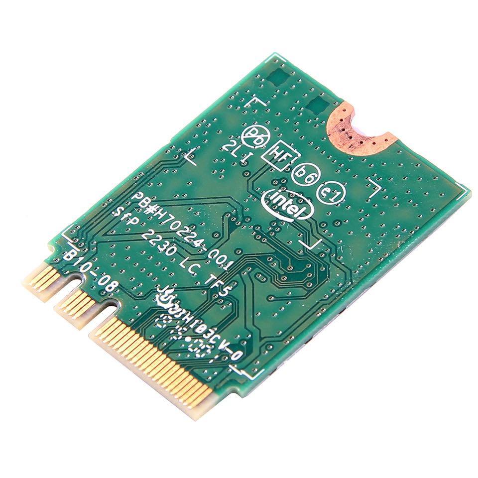 Image 4 - Беспроводной для Intel 8260 AC 8260NGW двухдиапазонный 867 Мбит/с NGFF адаптер Wi Fi 8260ac 2,4 ГГц/5 ГГц 802.11ac Bluetooth 4,2 для ноутбука-in Сетевые карты from Компьютер и офис