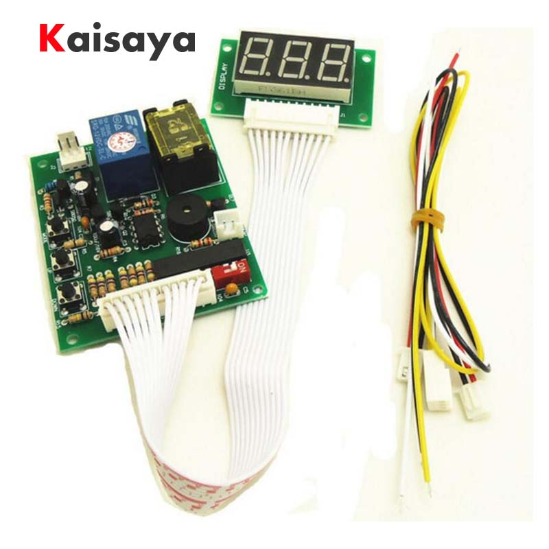 JY-17B Timer Board Time Control Board Power Supply for coin acceptor selector B1-001