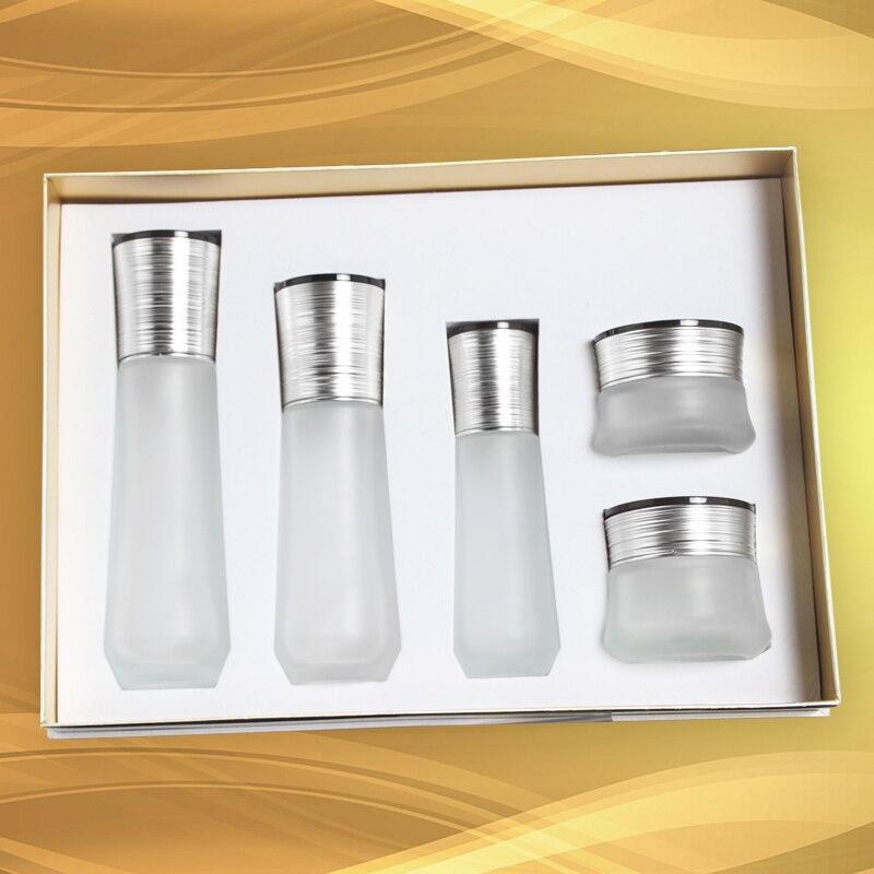 Cosmetic Glass Bottle For Beauty Salon,Gift Box Packaging Glass Bottle