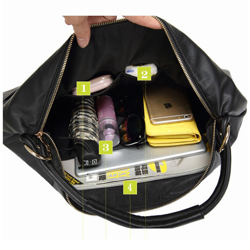 grandes pequenas mulheres hobo de Estilo : Duffle Bag