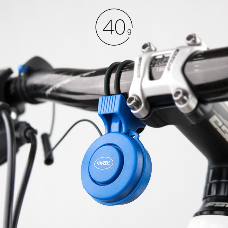 Cycling Electric Horn 120 dB USB Recharged Waterproof Handlebar MTB Road Bike Sounds Alarm Bicycle Bell Cycling Accessories NEW in Bicycle Bell from Sports Entertainment