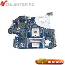 NOKOTION For Acer aspire 5750 5750G Laptop Motherboard MBRCG02006 P5WE0 LA-6901P HM65 DDR3 GT540M Video Card(China)