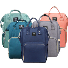 Diaper Bag Mummy Maternity Nappy Bag Pure Color 42CM Travel Backpack D