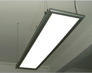 4 pcs lote suspenso levou painel de luz 300x1200 1 4ft 40 w smd led pannel