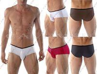 Su damla şekli ön kasık erkek külot * 3258 * t-geri thong g-string t pantolon kısa underwear ücretsiz kargo
