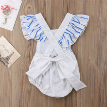 Princess Newborn Baby Girl Summer Bodysuit Dress Romper Sisters Family Matching Outfits Baby Girls Children Baby Girls Clothes