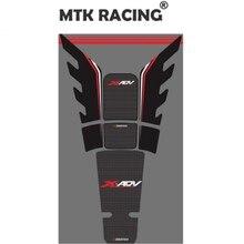 MTKRACING Motorcycle 3D sticker fuel tank pad protector for HONDA XADV 750 X ADV xadv750 2017 2018 2019