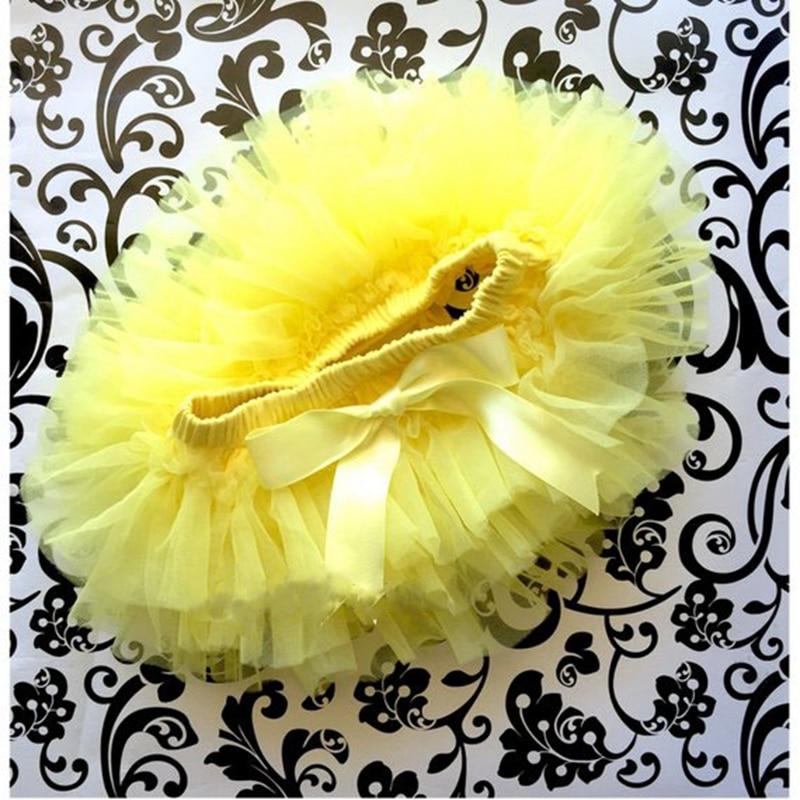 Baby Shorts Tutu Kids Chiffon Ruffle Bloomers Cute Baby Diaper Cover Newborn Flower Shorts Toddler Fashion Summer Pants Clothes