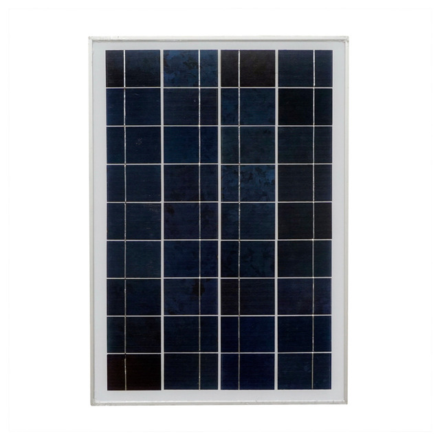 DE stock,no tax,  1piece  25 w 18V poly solar panel for charging 12V battery& Free shipping