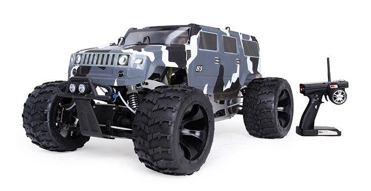 Moteur Rovan BM305 Monster Truck 4WD 30.5cc