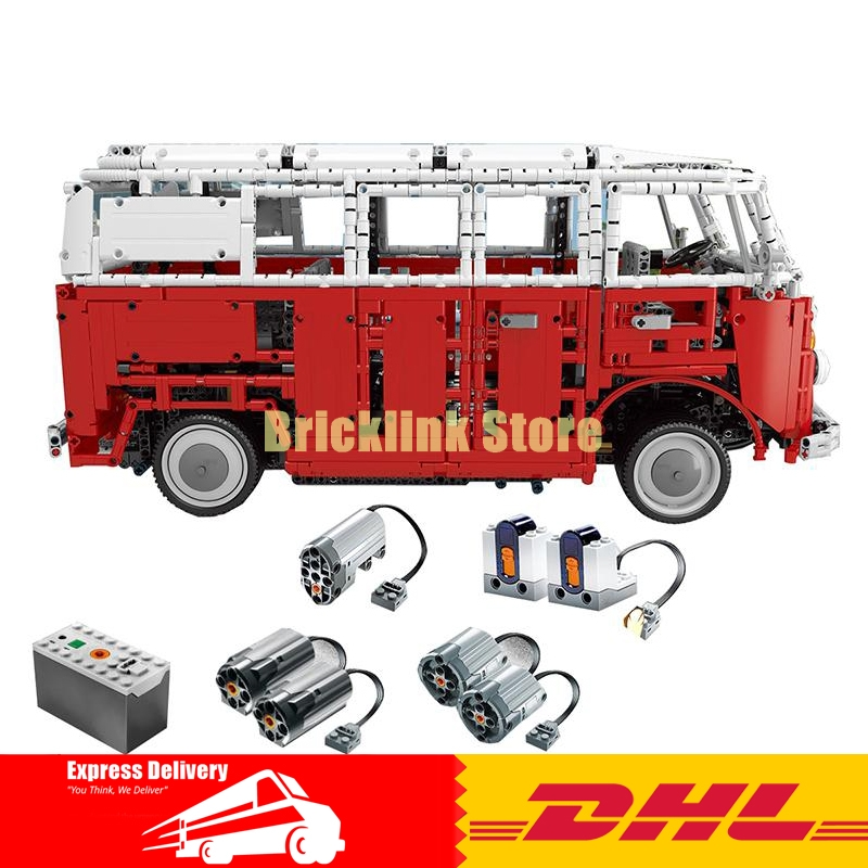 New LEPIN 20054 4237Pcs Creator Camper Van Model Building Kits Bricks Toys Compatible Gifts 10220 тестовые щупы с led индикацией jtc 4237