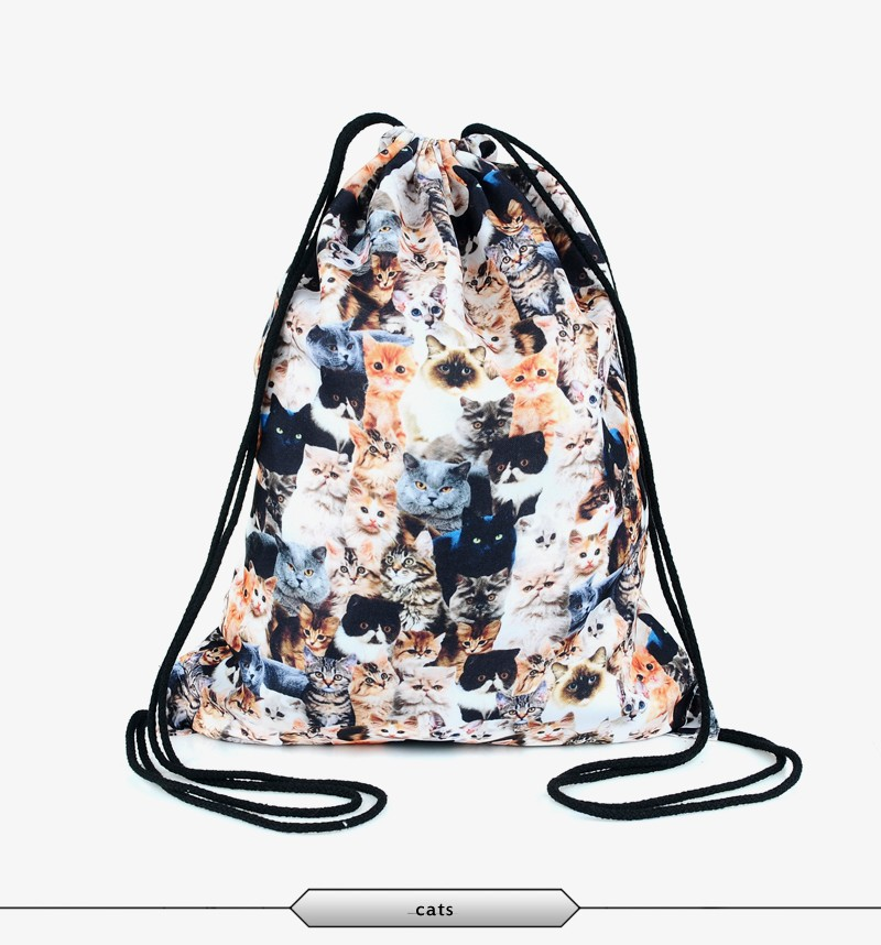 mochila escolar mochila bolsa de Técnica : Digital Printing
