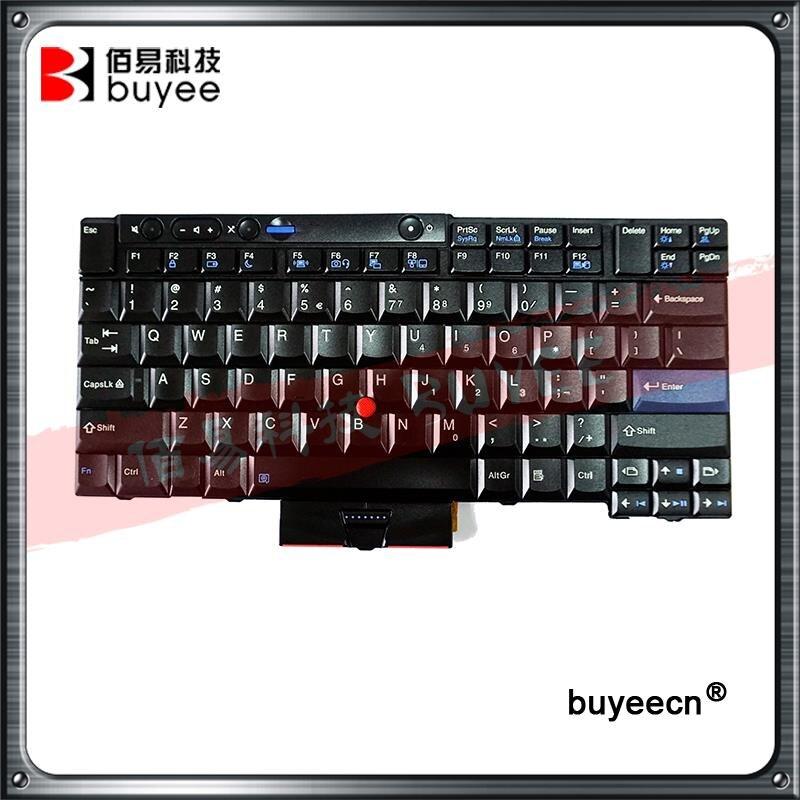 Original Genuine Black Laptop US Keyboard For Lenovo X220 T410 T410I T410S T420I US Keyboard T510 T520 W520 Replacement new laptop keyboard for lenovo thinkpad t410 t420 x220 t510 t510i t520 t520i w510 w520 series laptop keyboard us layout