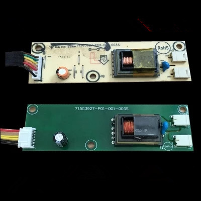 NEW  ORIGINAL For LENOVO ALL-IN-ONE C200 Dual LCD Inverter Board 715G3927-P01-001-003S