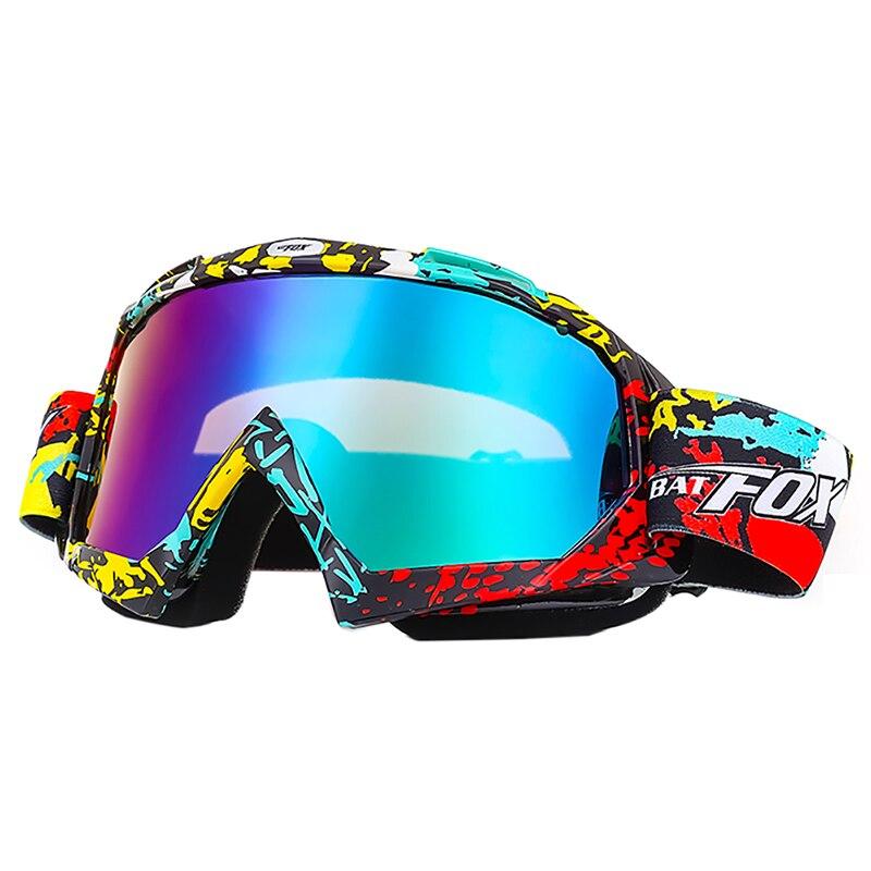 Prix pour Unisexe Adultes Professionnel Ski Lunettes Double Anti-Brouillard Masque de Ski Lunettes Ski Neige Snowboard Lunettes Ski Lunettes