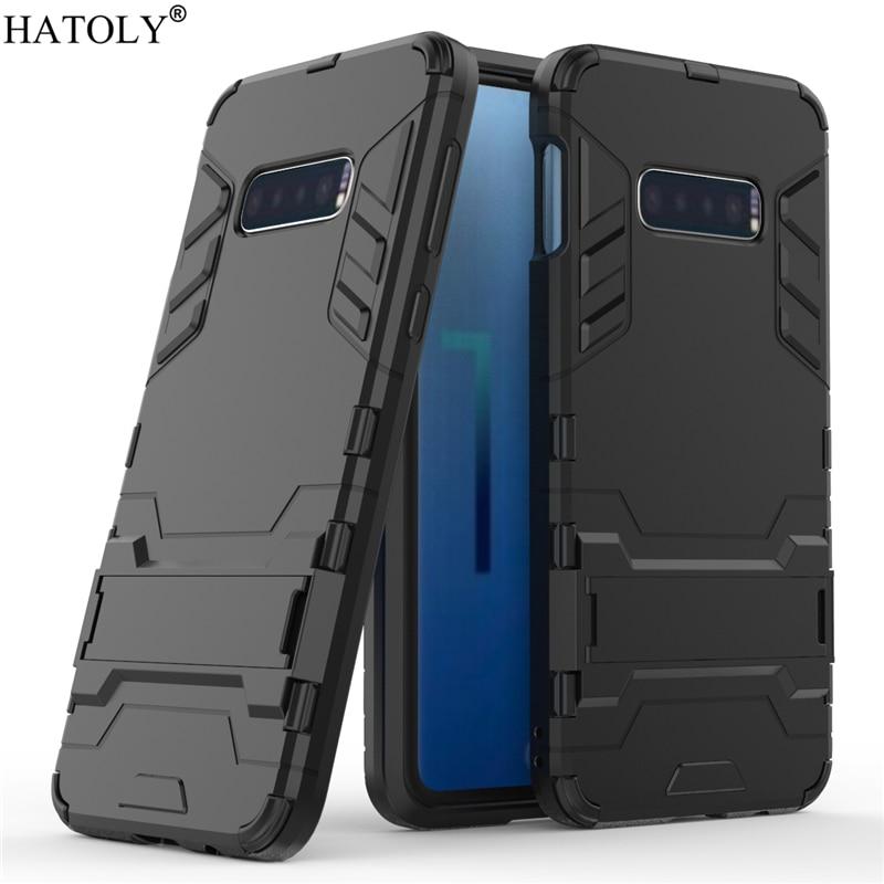 For Samsung Galaxy S10e Case Rubber Robot Armor Shell Hard PC Phone Case for Samsung Galaxy S10e Cover for Samsung Galaxy S10e