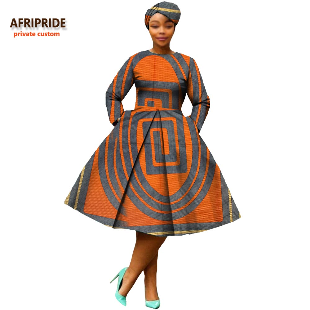 african clothing 2019 autumn women dress afripride full