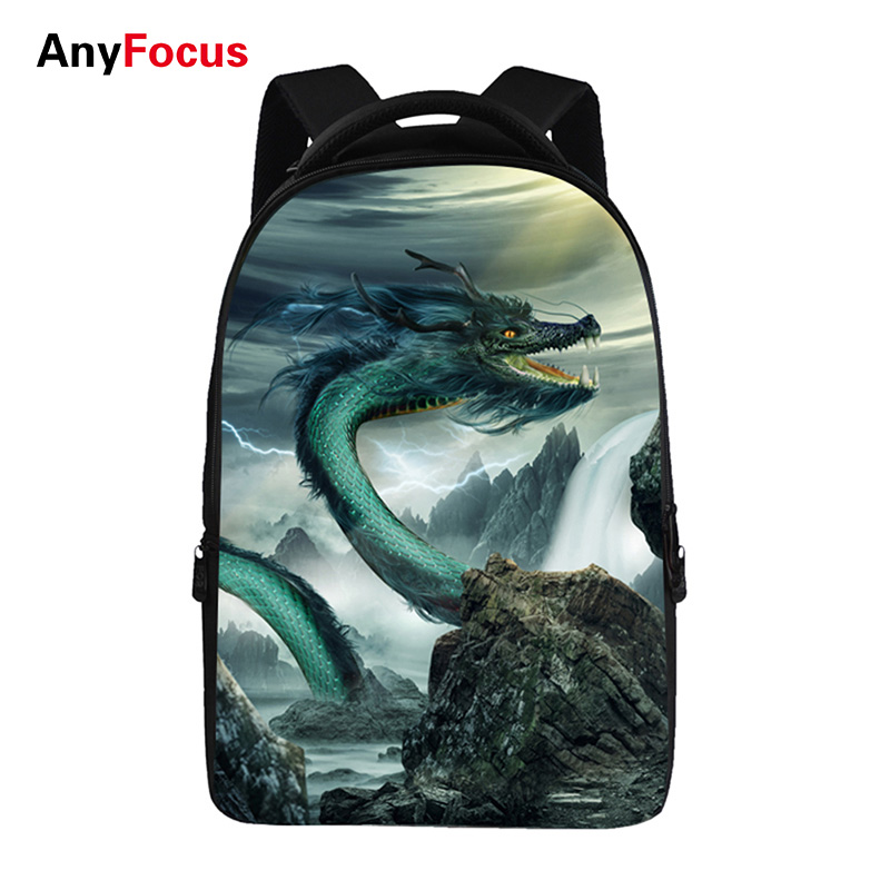 3D Illustration Backpacks For Teens Computer Bag Fashion School Bags For Primary Schoolbags Fashion Backpack Best Book Bag