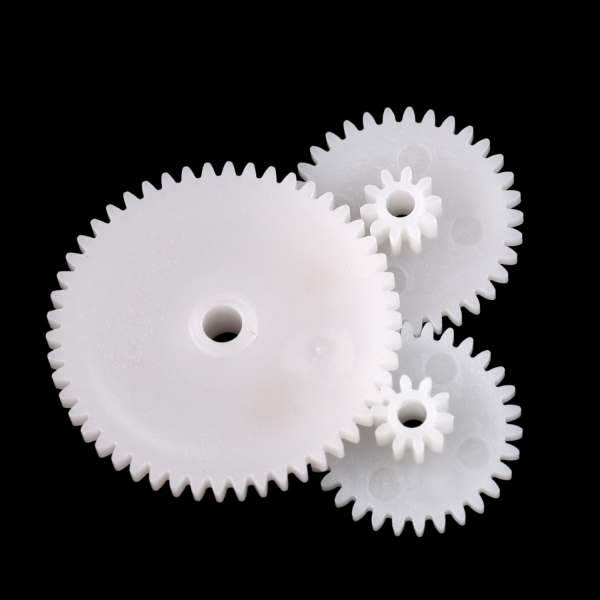 58 Styles Plastic Gears Cog Wheels All The Module 0 5 Robot Parts Diy Necessary Xmas Ornaments