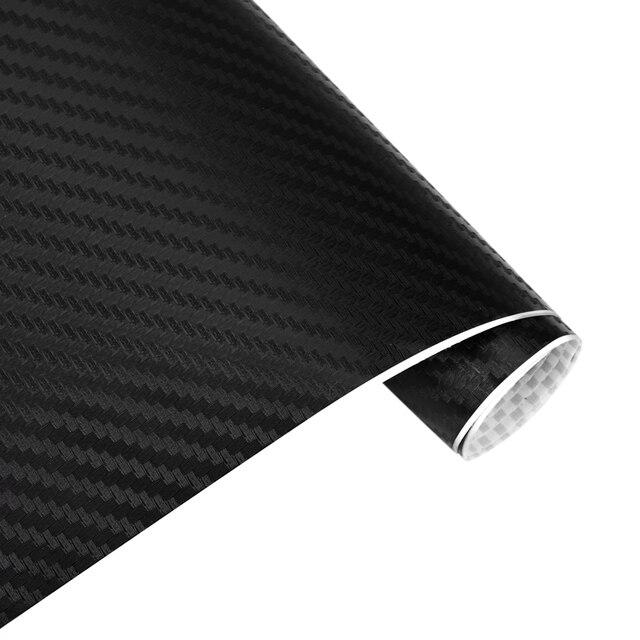 Автомобильный Стикеры 3d-винил с рисунком под углеродное волокно Обёрточная бумага лист ролл пленка для оклейки автомобиля наклеивающиеся Переводные картинки для детей мото Авто Стайлинг для автомобиля