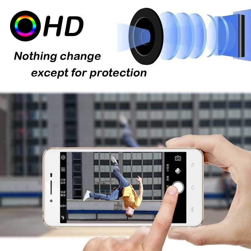 الكاميرا الخلفية عدسة واقية ل BBK فيفو X6 X6S X7 X9 X9L X9i X9S زائد X7Plus X9Plus X9SPlus المقسى واقٍ زجاجي فيلم
