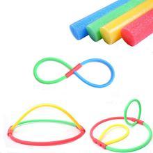 HobbyLane Flexible Colorful Foam Pool Noodles Swimming Water Floating Aid Woggle Buoyancy Stick Colored Sponge