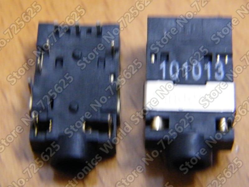 Envío gratis 2 piezas de portátil, conector de audio / conector - Cables de computadora y conectores - foto 2