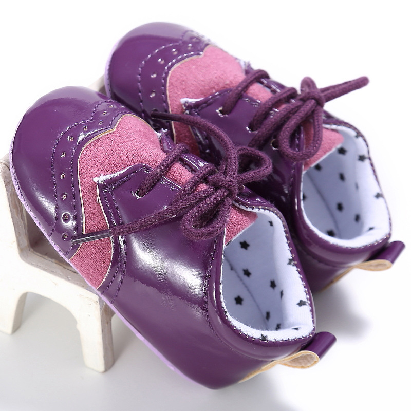 2018 Antiskid Baby First Step Shoes Fashion Baby Leisure Shoes Indoor Toddler Shoes Sale