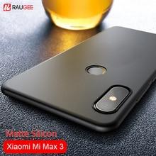 Matte TPU Case For Xiaomi Mi Max 3 Case