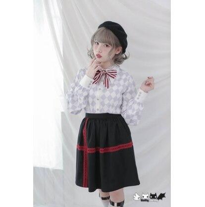 De Dolley El Viento Encaje Delly En Lolita Debe Calle Diseño Princesa Estar Original Oscuro dolly Dulce Falda 00112 Negro w0fqa6