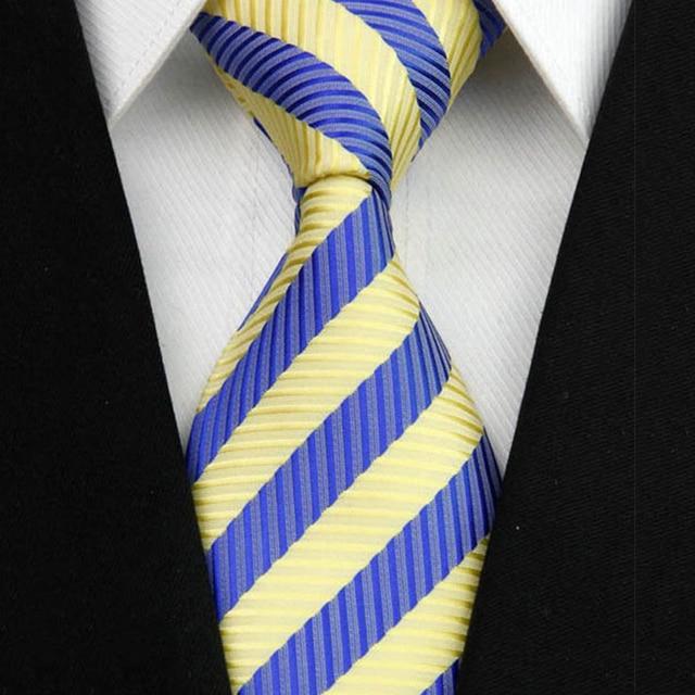"""4""""/10cm Wide Men's Wedding Suit Jacquard Ties  4"""