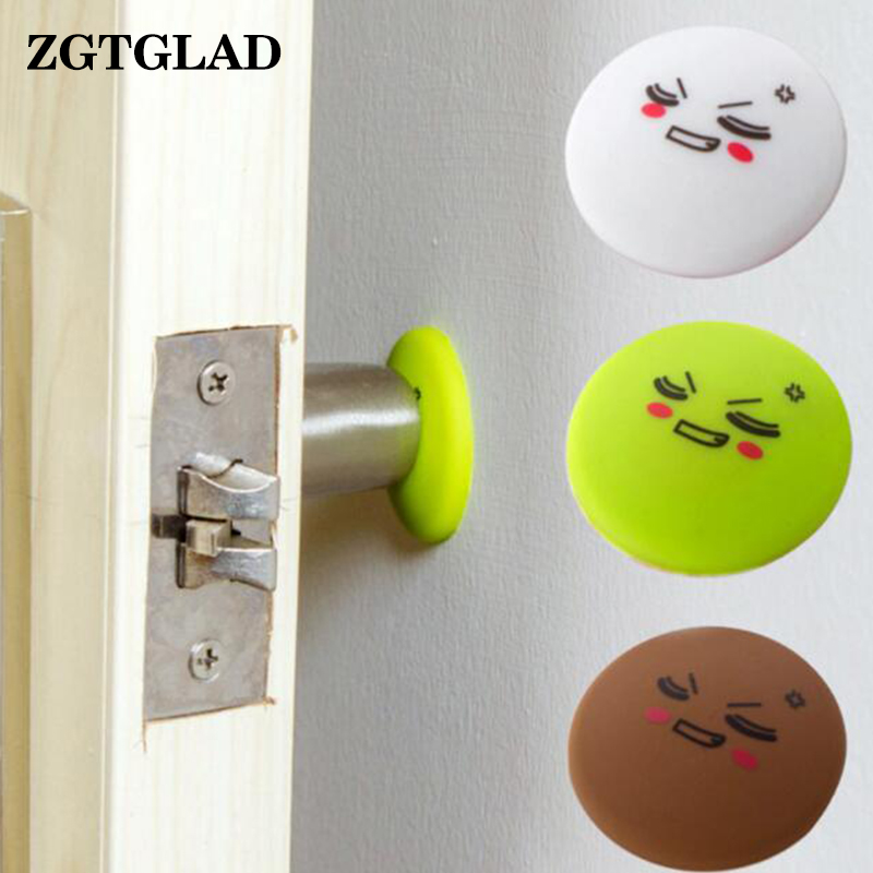 Edge & Corner Guards Back To Search Resultsmother & Kids Doorknob Crash Pad Wall Mute Door Stick Rubber Fender Handle Door Lock Protective Pad Protection Collision Protection Bumper