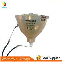 100% lâmpada do projetor nua Originais LAB80 para Panasonic PT-X500 PT-X600
