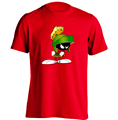 Looney Tunes Marvin the Martian Game Mens & Womens Funny T Shirts Custom T Shirt