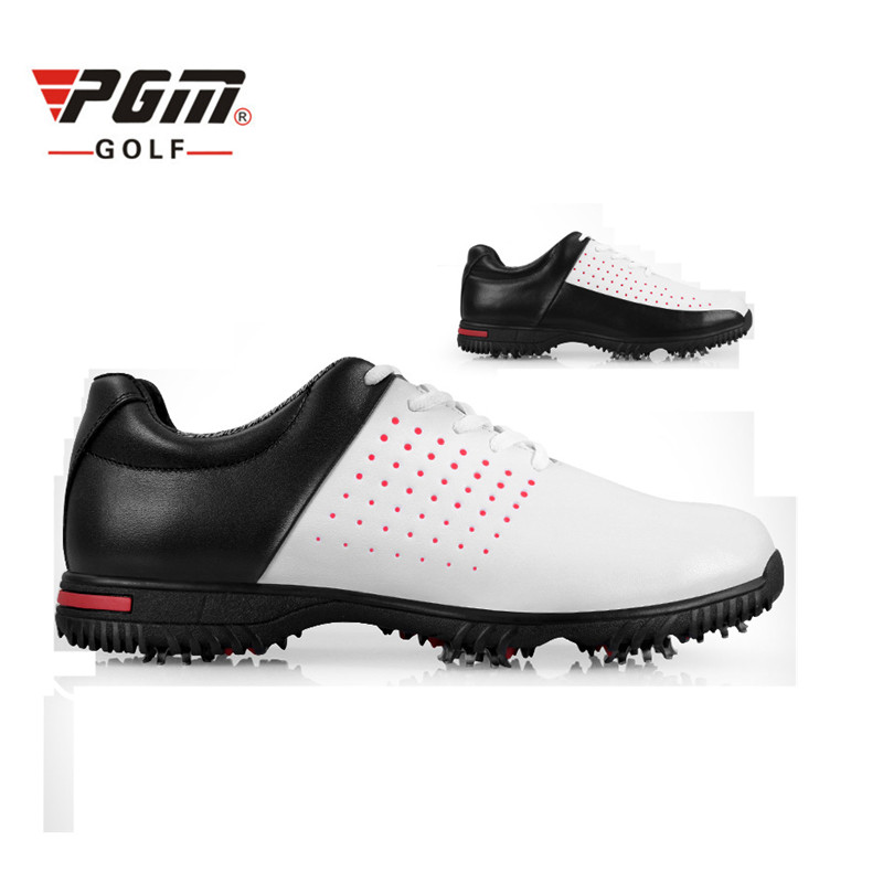 Ultra Shoes Men Eva Hot Sale Zapatos De Golf 2018 Winter New Pgm Leisure Sports Superfine + Activities Nail Super Waterproof