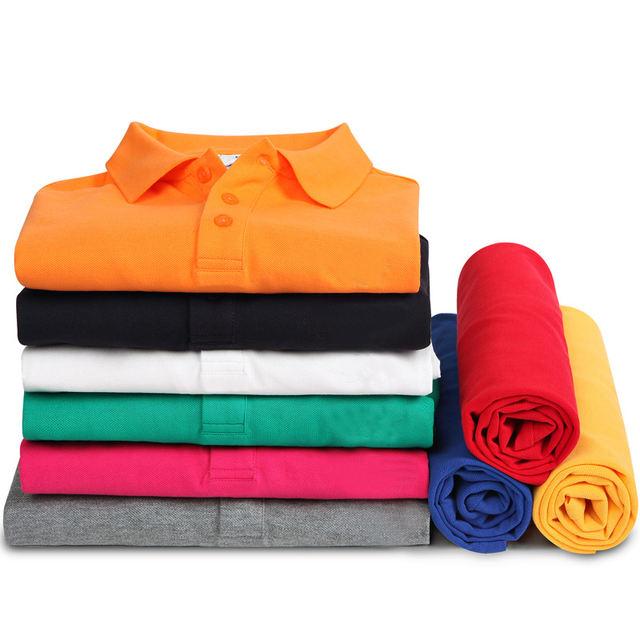 New Brand Men's  Embroidery Polo Shirt For Men luxury Polo Men Cotton Short Sleeve shirt jerseys T Plus Size