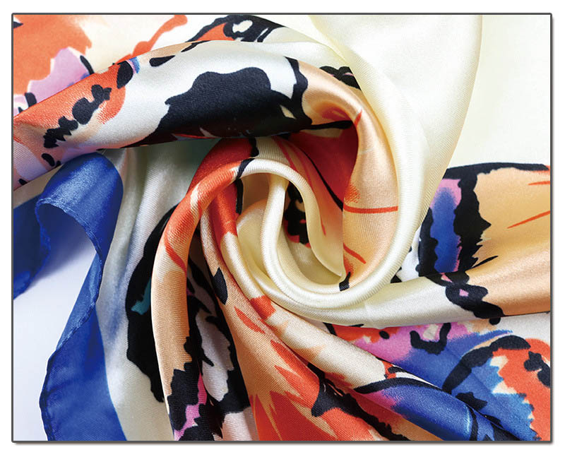HTB1csKgvuuSBuNjSsplq6ze8pXaj - Scarves for Women Fashion Digital Printing Simulation Silk Scarf for Ladies Customize Butterfly Vintage Small Square Scarf