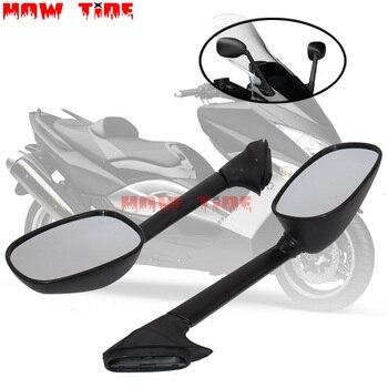 Espejo retrovisor de motocicleta para Yamaha T MAX 500 TMAX 5002008 2009 2010 2011 t-max espejo retrovisor