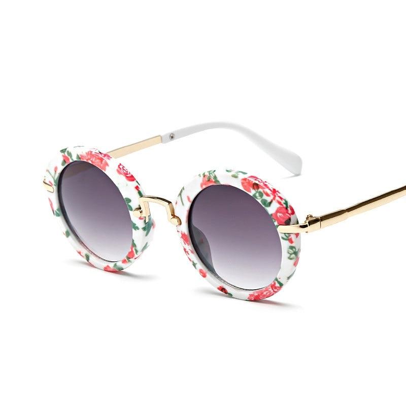 2016 Newest Fashion Baby Kids Sunglasses 100% UV Protection Light Cosy Frame Summer Style Brand Designer Eyewear Glasses_SH214
