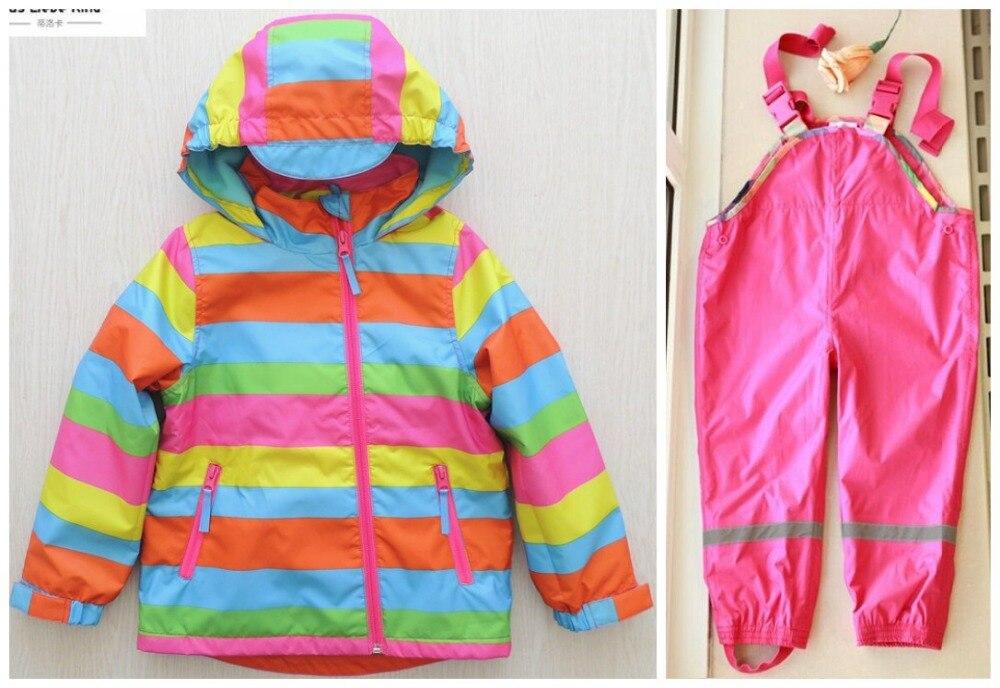 2016 Germany Lupilu Brand Children's Raincoat Rain Pants